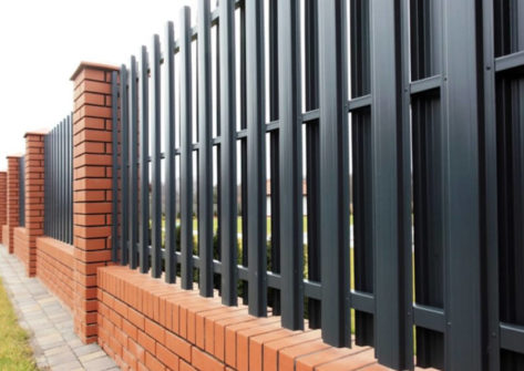 забор из евроштакетника цена в Самаре