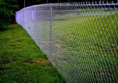 забор сетка рабица цена за метр